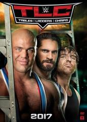 【1】WWE: TLC - TABLES LADDERS & CHAIRS 2017 (輸入盤DVD)(2017/11/28)