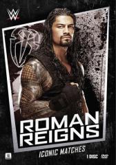 【1】WWE: ICONIC MATCHES - ROMAN REIGNS (輸入盤DVD)(2017/10/17)