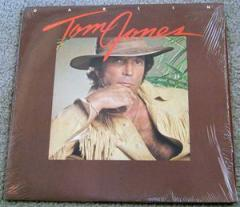 Tom Jones / Darlin【輸入盤LPレコード】(トム・ジョーンズ)