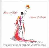 Freddie Mercury / Lover of Life, Singer of Songs: The Very Best of Freddie Mercury Solo (輸入盤CD)(フレディー・マーキュリー)
