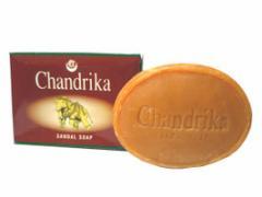 チャンドリカ サンダル ソープ CHANDRIKA SANDAL SOAP 75g[INDIACOS]