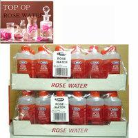 TOP OP ローズウォーター 200ml 24セット rose water 芳香蒸留水 フローラルウォーター フラワーウォーター アロマウォーター 化粧水
