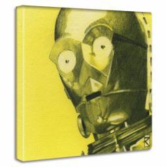 ArtDeli アートパネル Star Wars スターウォーズ C-3PO インテリア