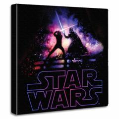 ArtDeli アートパネル Star Wars スターウォーズ エピソード5 帝国の逆襲 インテリア