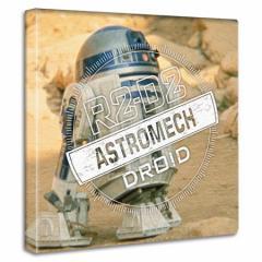 ArtDeli アートパネル Star Wars スターウォーズ R2D2 インテリア