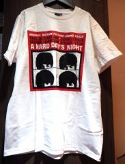 The Beatles ザ ビートルズ A HARD DAYS NIGHT ロックTシャツ