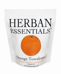 HERBAN アロマタオル  オレンジ 20包 835762000087