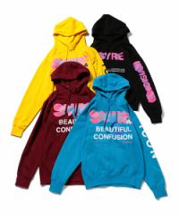 SYRE TOUR HOODIE 【返品交換不可】