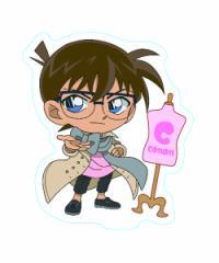 名探偵コナン 名探偵コナン×東京ガールズコレクション ステッカー(江戸川コナン/ポーズ) 4515142283984