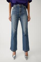 MOUSSY CENTER PRESS JEANS 010BST11-0700