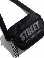 WEGO STREETメッシュポケットショルダー BR18SP03−LG0050