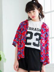 WEGO アロハシャツ BR18SM04-L011