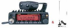 DR-420HX&MR77 アルインコ アマチュア無線機 430MHz ハイパワーモービル機