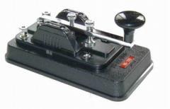 HK-709 (HK709) ハイモンドエレクトロ 縦振れ電鍵 普及型