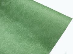 ラビアンフラワーロール 不織布 ポリエステル フラワーアレンジ ギフト 贈り物 等のラッピングに 75cm x 10m グリーン 20本セット
