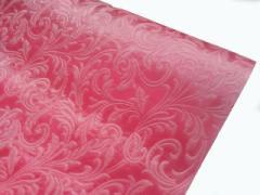 セクシャルフラワーロール 不織布 ポリエステル アレンジ ギフト 贈り物 等のラッピングに 75cm x 10m ディープピンク 20本セット