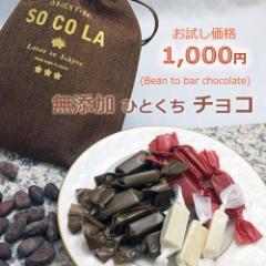 【送料無料メール便】ひと口サイズ アソート15個 オリジナルバッグ付 香料・乳化剤・着色料など無添加 甘さ控えめ大人味