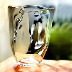 ガラス ゆらりゆったりタンブラー 作家:原光弘