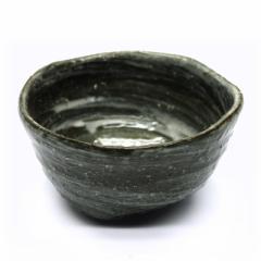 今野春雄 粉引茶碗 約12cm