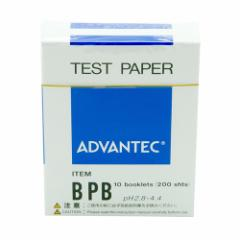 pH試験紙 200枚入(BPB pH2.8-4.4)