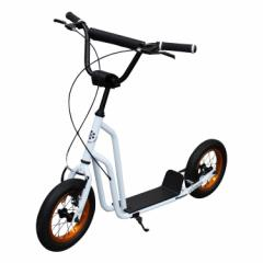 スクーターバイク SCOOTER BIKE 12 inch THE WHITE