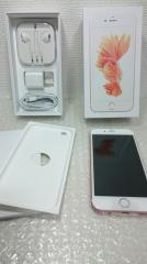 【新品・送料無料】Apple docomo iPhone6s 32GB ローズゴールド 本体 白ロム