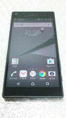 【送料無料】docomo Xperia Z5 Compact SO-02H Graphite Black 本体 白ロム 464292