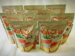 秋田 #めんこいな りんごジュース 185g×10袋