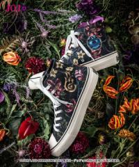 【glamb・グラム】Giorno Giovanna sneakers ジョルノ・ジョバァーナ スニーカー JOJO【vol.2】