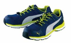 PUMA(プーマ) 【安全靴 作業靴】 ヒューズモーション 2.0 ブルー ロー 28.0cm 64.230.0
