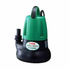 RYOBI(リョービ) 水中汚水ポンプ 60Hz RMG-3000 698301A