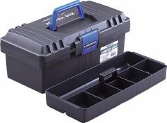 【送料無料!工具箱が割引価格】TRUSCO バンパーボックス 全長394mm TFP395 [133-4999] 【樹脂製工具箱】[TFP-395]