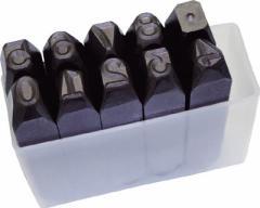 【送料無料!TRUSCO工具 格安特価(トラスコ中山)】TRUSCO 数字刻印セット 5mm SK50 [228-4766] 【刻印・ポンチ】[SK-50] 【注