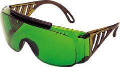 【送料無料!溶接用遮光グラスが割引特価】TRUSCO 1眼型遮光グラスガス溶接用プラスチック#3 GS37W [175-0101] 【溶接面】[GS-