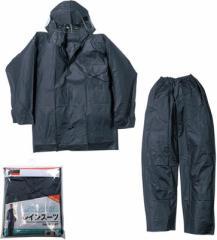 【送料無料!雨具・レインスーツが超安い!】TRUSCO レインスーツ L TRW55L [360-0211] 【雨具】[TRW55L]