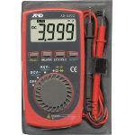 【送料無料!TRUSCO工具が安い(トラスコ中山)】A&D デジタルマルチテスター AD5502 [376-1037] 【電気測定器・テスタ】[AD5502]