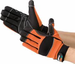【送料無料!TRUSCO工具 格安特価(トラスコ中山)】TRUSCO ハイグリップグローブ オレンジ M THG2OM [415-6269] 【特殊用途手袋