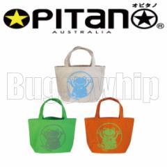 オピタノ キャンパスコットントートS OPITANO  OPA-3102 ナチュラル グリーン オレンジ