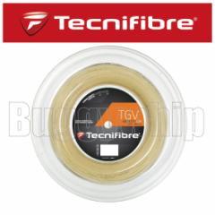 【12Mカット】TGV(ティー・ジー・ブイ)1.24mm「Tecnifibre(テクニファイバー)」「ガット」「硬式テニス」