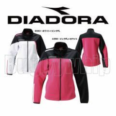 W トレーニングジャケット DIADORA(ディアドラ)「テニス」「レディース」「TL6142」