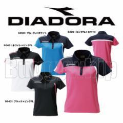 W ゲームシャツ DIADORA(ディアドラ)「テニス」「レディース」「TL6344」