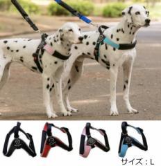 犬 ハーネス 中型犬・大型犬用 トレ・ポンティ Brio(ブリオ)L