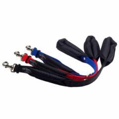 犬 リード 中型犬・大型犬用 トレ・ポンティ Double Safety Handle Leash 60cm