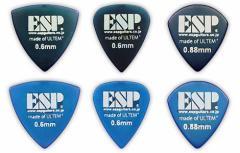 ESP ピック ウルテムピック ブルー