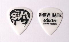 SCHECTER ピック SHOW-HATE/SiM SPA-SM/SH アーティストピック