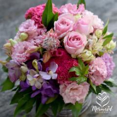 花 ギフト 誕生日 プレゼント 結婚 祝い 記念日 送別 退職祝い お見舞い アレンジ 送料無料 母 誕生日『ラ・セゾン』父の日    2019 祝い