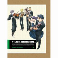 CD ログ・ホライズン オリジナルサントラ CD【2014年8月22日発売】※発売
