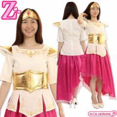 1267D▼【送料無料・即納】 笑ってもいいんだよドレス 色:ピンク サイズ:UNISEX ももクロ アイドル ももいろクローバーZ コスチューム