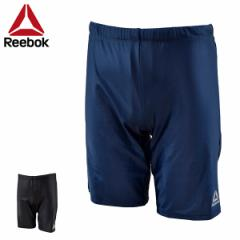 リーボック reebok メンズ スパッツ 膝上丈 海水浴 海パン プール ランニング スポーツ 428-750 メール便も対応