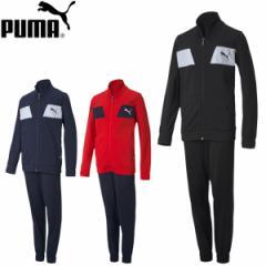 プーマ puma キッズ ジュニア ジャージ 上下セット 585289